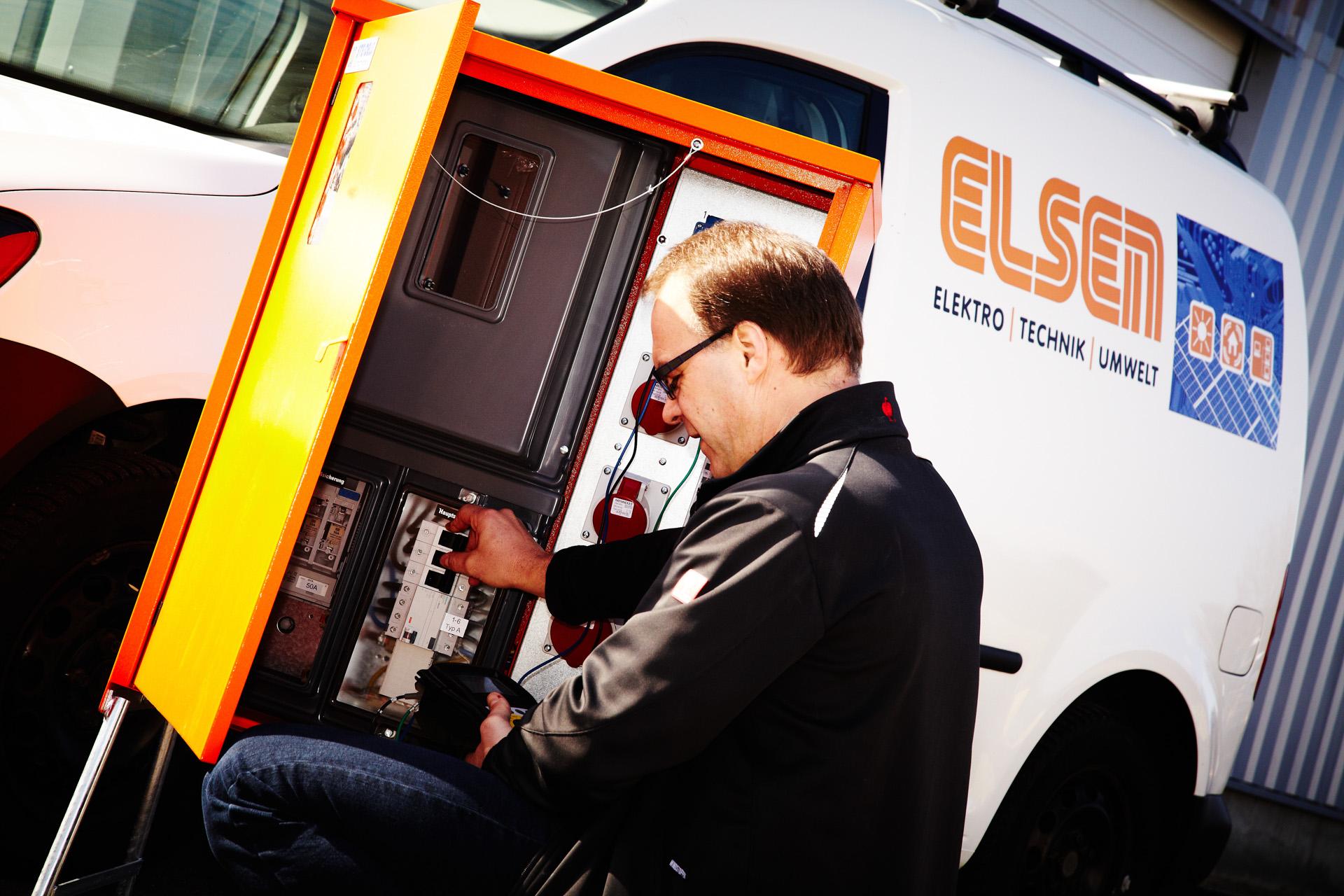 Kundendienst Elektro Elsen