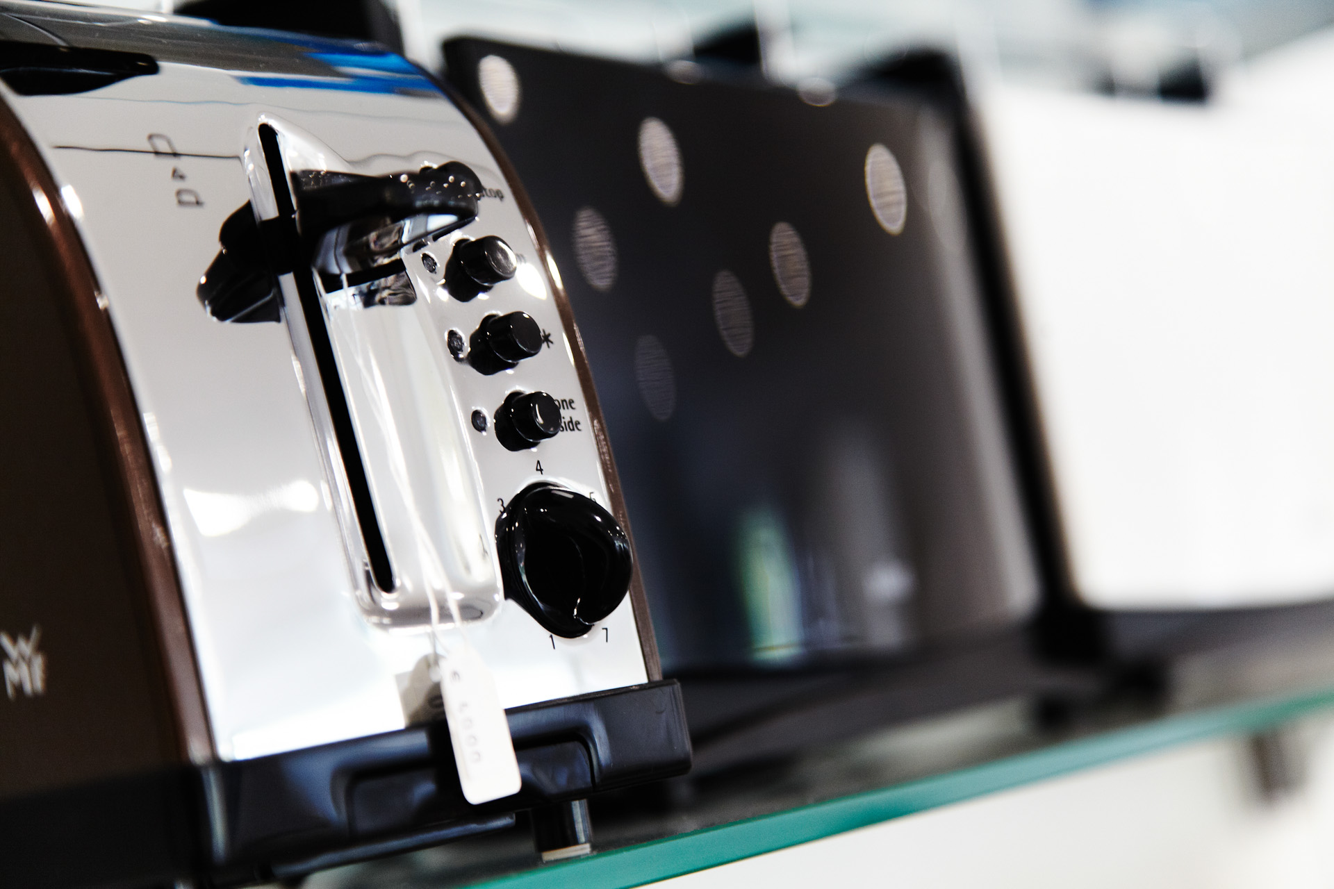 Ausstellung Toaster