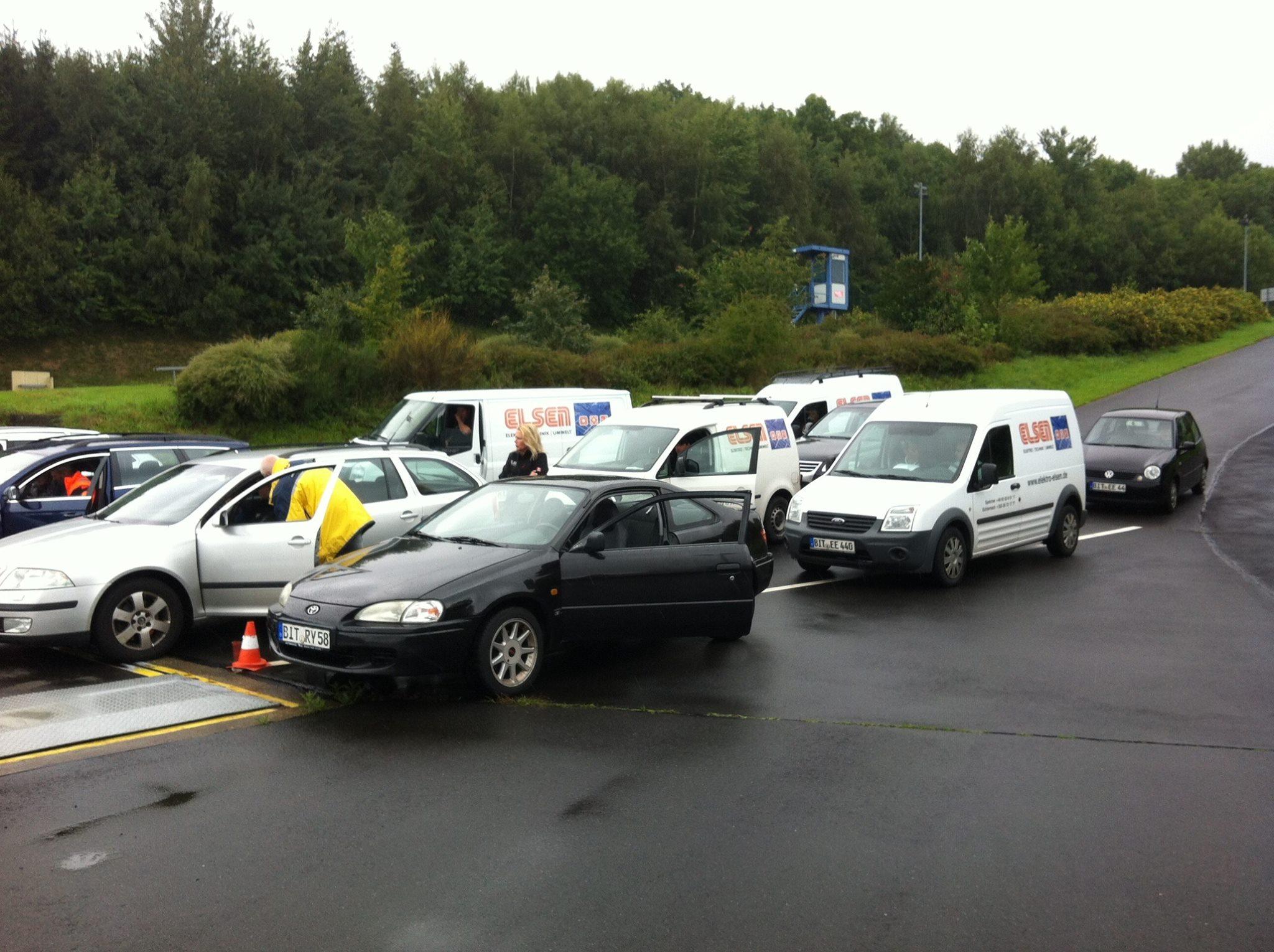 Fahrsicherheitstraining Team