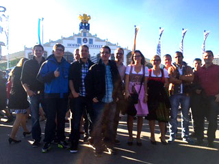 Oktoberfest Elsen Team