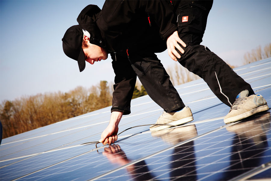 Regenarativ-Photovoltaik